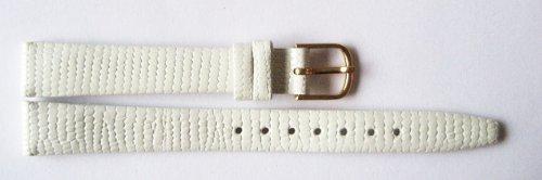 タイメックス 腕時計 レディース 【送料無料】Timex 12mm Genuine Leather White Click-on Bandタイメックス 腕時計 レディース