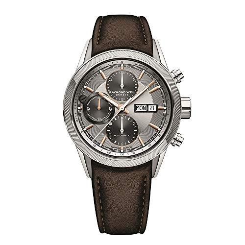 レイモンドウィル 腕時計 メンズ スイスの高級腕時計 Raymond Weil Freelancer Automatic Chronograph Mens Watch 7731-SC2-65655レイモンドウィル 腕時計 メンズ スイスの高級腕時計