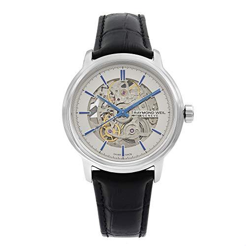 腕時計 レイモンドウィル メンズ スイスの高級腕時計 【送料無料】Raymond Weil Maestro Automatic Mens Watch 2215-STC-65001腕時計 レイモンドウィル メンズ スイスの高級腕時計