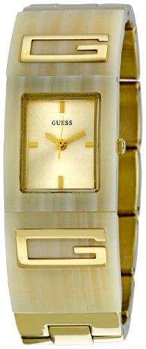 ゲス GUESS 腕時計 レディース 【送料無料】Guess Women's W12107L2 Flair Champagne Dial Watchゲス GUESS 腕時計 レディース