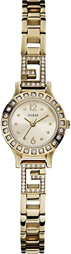ゲス GUESS 腕時計 レディース Guess Women's Analogue Quartz Watch with Stainless Steel Bracelet ? W0411L2ゲス GUESS 腕時計 レディース