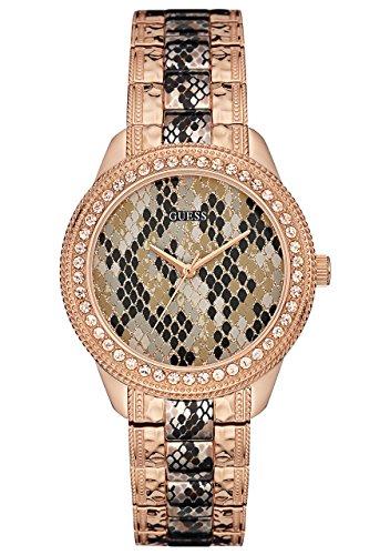 ゲス GUESS 腕時計 レディース Guess ladies watch Serpentine W0624L2ゲス GUESS 腕時計 レディース