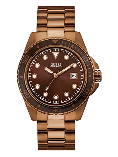 ゲス GUESS 腕時計 メンズ GUESS Factory Crew Bronze Analog Watchゲス GUESS 腕時計 メンズ