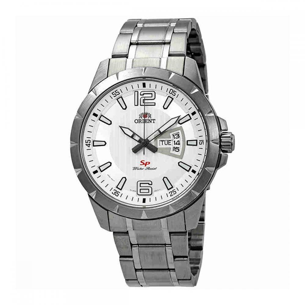 オリエント 腕時計 メンズ 【送料無料】Orient Sport White Dial Men's Watch FUG1X005Wオリエント 腕時計 メンズ