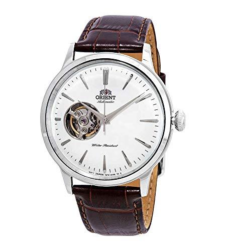 オリエント 腕時計 メンズ 【送料無料】Orient Classic-Elegant Automatic Silver Dial Mens Watch RA-AG0002S10Bオリエント 腕時計 メンズ
