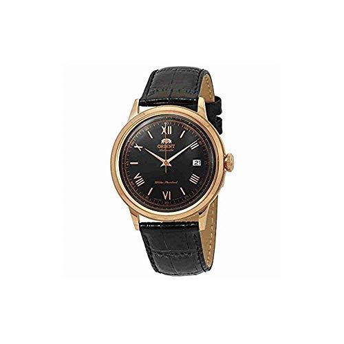 オリエント 腕時計 メンズ 【送料無料】Orient 2nd Generation Bambino Automatic Black Dial Men's Watch FAC00006B0オリエント 腕時計 メンズ