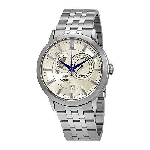オリエント 腕時計 メンズ 【送料無料】Orient Sun and Moon Automatic Men's Watch FET0P002W0オリエント 腕時計 メンズ