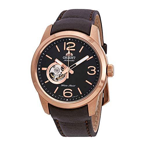オリエント 腕時計 メンズ 【送料無料】Orient Scout Automatic Brown Dial Men's Watch FDB0C002T0オリエント 腕時計 メンズ