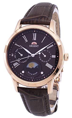 オリエント 腕時計 レディース Orient Sun and Moon Black Dial Ladies Watch RA-KA0002Y10Bオリエント 腕時計 レディース