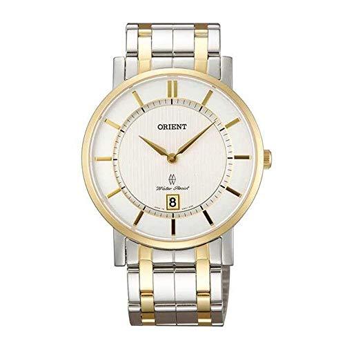 オリエント 腕時計 レディース 【送料無料】Orient Classic White Dial Watch FGW01003W0オリエント 腕時計 レディース