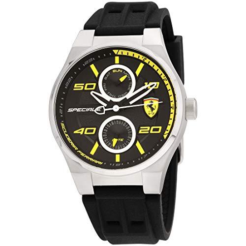 フェラーリ 腕時計 メンズ Ferrari Speciale Quartz Movement Black Dial Men's Watch 830355フェラーリ 腕時計 メンズ