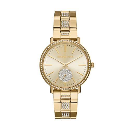 マイケルコース 腕時計 レディース マイケル・コース アメリカ直輸入 【送料無料】Michael Kors Women's Jaryn Gold Tone Satinless Steel Watch MK3811マイケルコース 腕時計 レディース マイケル・コース アメリカ直輸入