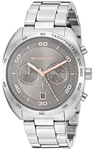 マイケルコース 腕時計 メンズ マイケル・コース アメリカ直輸入 【送料無料】Michael Kors Men's Dane Quartz Stainless-Steel Strap, Silver, 22 Casual Watch (Model: MK8622)マイケルコース 腕時計 メンズ マイケル・コース アメリカ直輸入