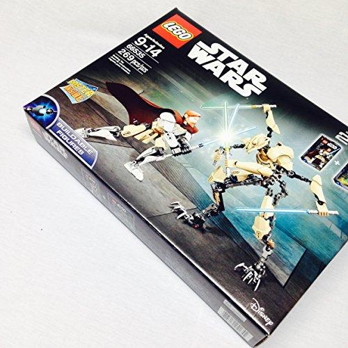 レゴ スターウォーズ LEGO Star Wars 66535 Obi-Wan Kenobi vs. General Grievous Battle Packレゴ スターウォーズ