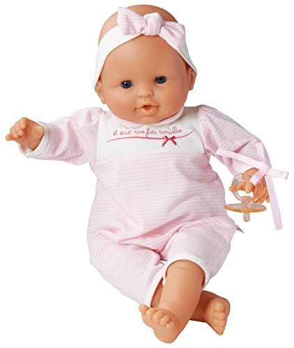 コロール 赤ちゃん 人形 ベビー人形 V9074 Corolle Les Classiques Suce Pouce Pink Stripes Baby Doll - Styles may varyコロール 赤ちゃん 人形 ベビー人形 V9074