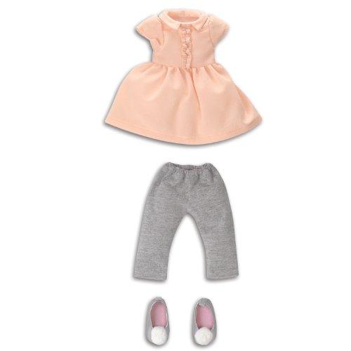 コロール 赤ちゃん 人形 ベビー人形 BLW57 【送料無料】Corolle Les Cheries Dress and Leggings Fashion Setコロール 赤ちゃん 人形 ベビー人形 BLW57