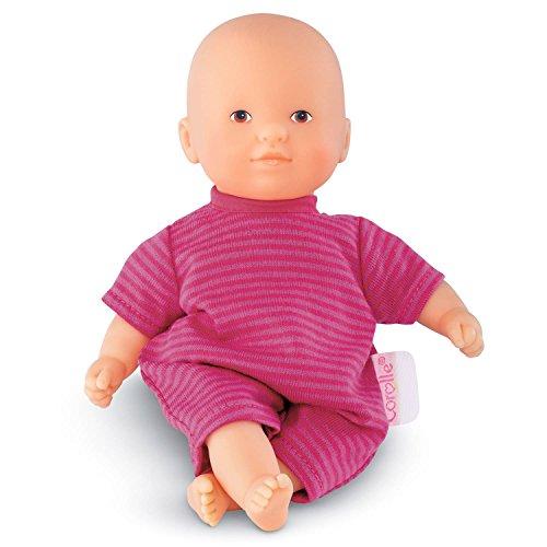 日本限定 コロール 赤ちゃん 赤ちゃん 人形 コロール ベビー人形 CMW97 Corolle Mon Mon Premier Mini Calin Pink Play Dollコロール 赤ちゃん 人形 ベビー人形 CMW97, アトツーネットショップ:b1c957cb --- wktrebaseleghe.com