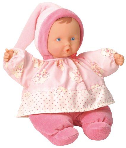 コロール 赤ちゃん 人形 ベビー人形 Y3945 【送料無料】Corolle Babicorolle Babipouce Pink Cotton Flower Dollコロール 赤ちゃん 人形 ベビー人形 Y3945