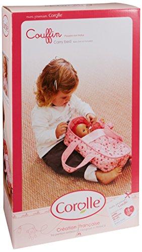 コロール 赤ちゃん 人形 ベビー人形 X0509 Corolle Mon Premier Doll Accessories (Small Carry Bed)コロール 赤ちゃん 人形 ベビー人形 X0509