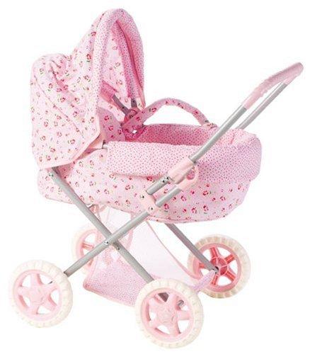 コロール 赤ちゃん 人形 ベビー人形 J6003 【送料無料】Corolle Les Classiques Doll Accessories (Floral Print Carriage)コロール 赤ちゃん 人形 ベビー人形 J6003