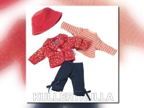コロール 赤ちゃん 人形 ベビー人形 Corolle Les Cheries Pedal Pluscher & Blazer Set by Corolleコロール 赤ちゃん 人形 ベビー人形