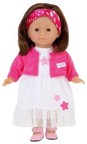 コロール 赤ちゃん 人形 ベビー人形 M2191 Corolle Vanilla Brunette, 14 inch, Miss Collectionコロール 赤ちゃん 人形 ベビー人形 M2191