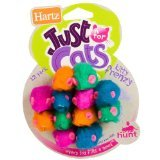 猫おもちゃ ネコ ねこ 病みつき 猫まっしぐら Hartz 98059 Kitty Frenzy Mice Pack Assorted Colors 12 Count猫おもちゃ ネコ ねこ 病みつき 猫まっしぐら
