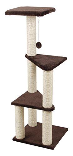 猫おもちゃ ネコ ねこ 病みつき 猫まっしぐら 30085 Cat Craft 3-Story Lookout Pet Toy猫おもちゃ ネコ ねこ 病みつき 猫まっしぐら 30085