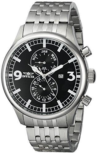 インヴィクタ インビクタ 腕時計 メンズ Invicta Men's 0365 II Collection Stainless Steel Watchインヴィクタ インビクタ 腕時計 メンズ