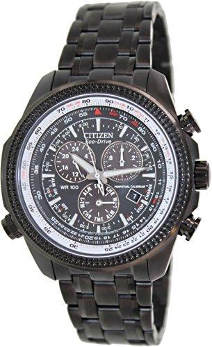 シチズン 逆輸入 海外モデル 海外限定 アメリカ直輸入 【送料無料】Citizen Men's Eco-Drive BL5405-59E Black Stainless-Steel Quartz Watch with Black Dialシチズン 逆輸入 海外モデル 海外限定 アメリカ直輸入