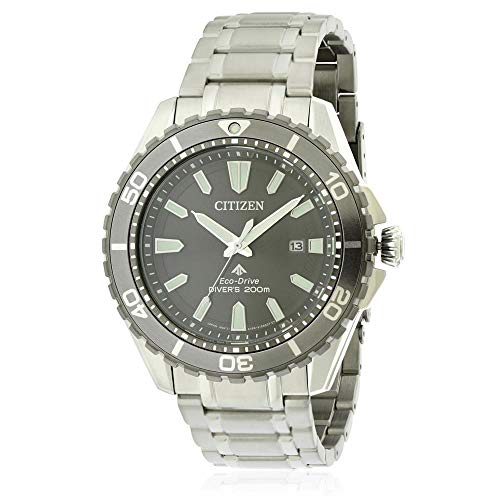 シチズン 逆輸入 海外モデル 海外限定 アメリカ直輸入 【送料無料】Citizen Promaster Diver Grey Dial Stainless Steel Men's Watch BN0198-56Hシチズン 逆輸入 海外モデル 海外限定 アメリカ直輸入