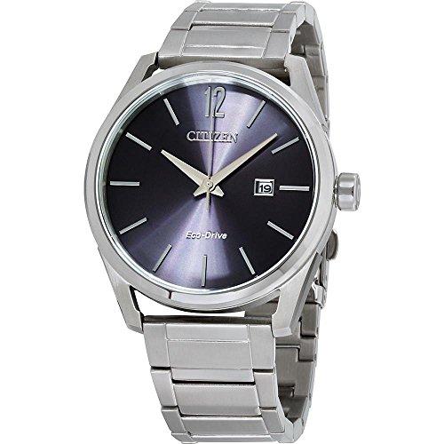シチズン 逆輸入 海外モデル 海外限定 アメリカ直輸入 【送料無料】Citizen CTO Eco-Drive Gray Dial Men's Watch BM7410-51Hシチズン 逆輸入 海外モデル 海外限定 アメリカ直輸入