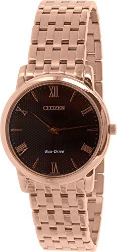 腕時計 シチズン 逆輸入 海外モデル 海外限定 【送料無料】Citizen Men's Eco-Drive AR1123-51X Gold Stainless-Steel Eco-Drive Watch腕時計 シチズン 逆輸入 海外モデル 海外限定