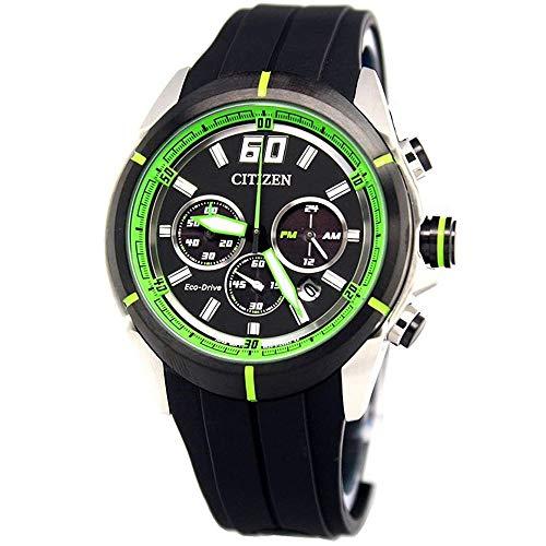 シチズン 逆輸入 海外モデル 海外限定 アメリカ直輸入 【送料無料】Men's Citizen Eco-Drive Chronograph Racing Watch CA4104-05Eシチズン 逆輸入 海外モデル 海外限定 アメリカ直輸入
