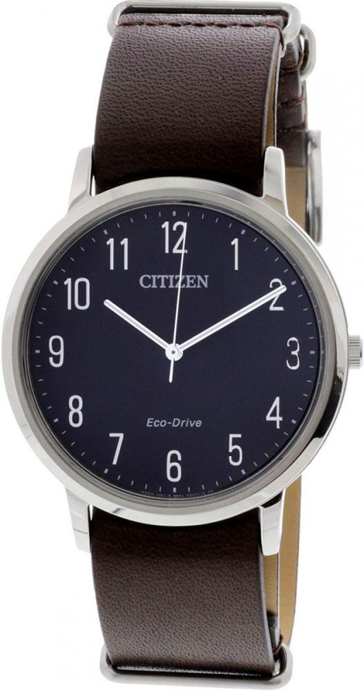 シチズン 逆輸入 海外モデル 海外限定 アメリカ直輸入 Citizen Men's BJ6501-01E Grey Leather Eco-Drive Dress Watchシチズン 逆輸入 海外モデル 海外限定 アメリカ直輸入