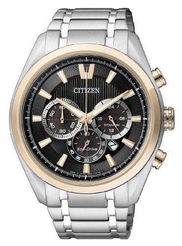 シチズン 逆輸入 海外モデル 海外限定 アメリカ直輸入 【送料無料】Citizen Men's Eco-Drive Chronograph Watch Quartz Mineral Crystal CA4014-57Eシチズン 逆輸入 海外モデル 海外限定 アメリカ直輸入