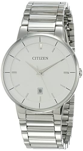 シチズン 逆輸入 海外モデル 海外限定 アメリカ直輸入 【送料無料】Citizen Analog White Dial Men's Watch - BI5010-59Aシチズン 逆輸入 海外モデル 海外限定 アメリカ直輸入