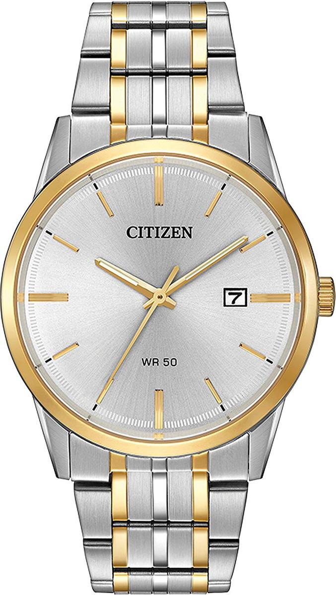 シチズン 逆輸入 海外モデル 海外限定 アメリカ直輸入 Citizen Mens Watch Quartz Analog Business Quartz BI5004-51Aシチズン 逆輸入 海外モデル 海外限定 アメリカ直輸入
