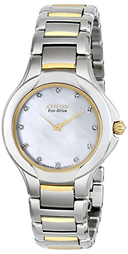 腕時計 シチズン 逆輸入 海外モデル 海外限定 送料無料 Citizen Women's EX1184-51D Fiore Analog Display Japanese Quartz Two Tone Watch腕時計 シチズン 逆輸入 海外モデル 海外