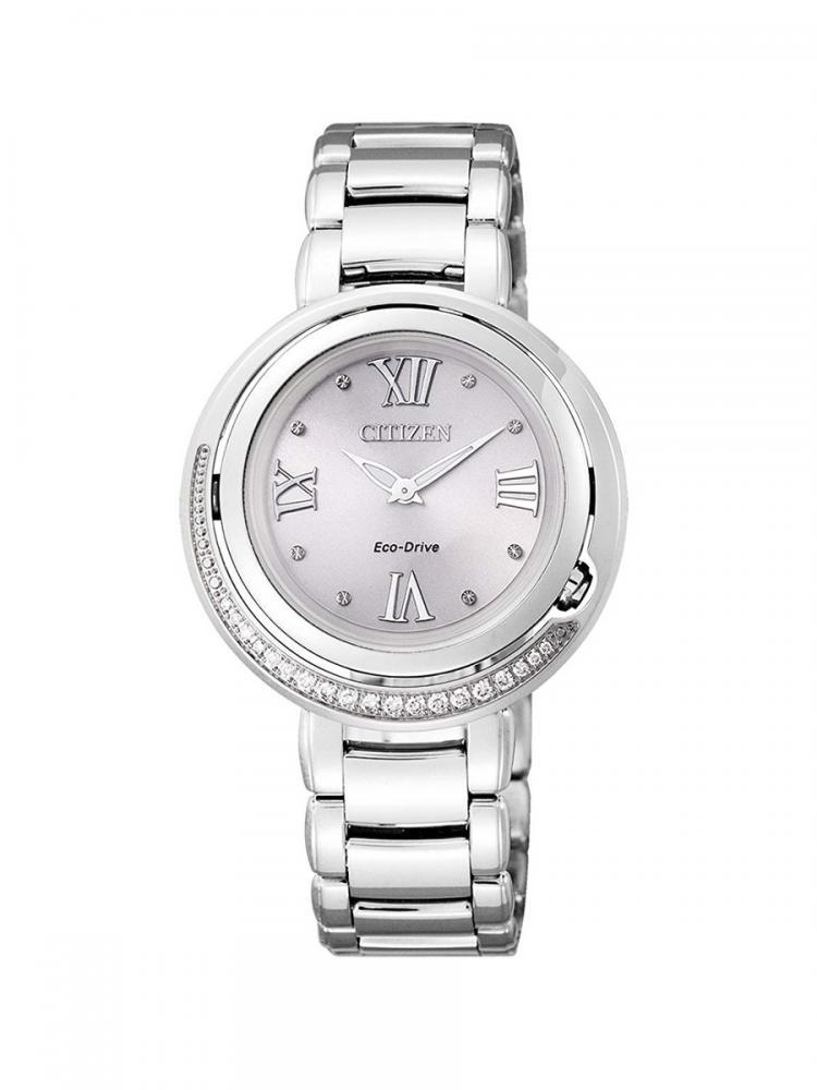 シチズン 逆輸入 海外モデル 海外限定 アメリカ直輸入 Citizen Elegant EX1120-53X Wristwatch for Her Eco-Driveシチズン 逆輸入 海外モデル 海外限定 アメリカ直輸入