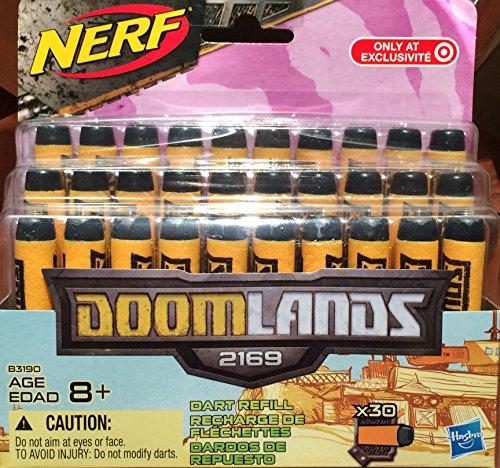 ナーフ DOOMLANDS アメリカ 直輸入 ダーツ Nerf Doomlands 2169 Dart Refill 30 Countナーフ DOOMLANDS アメリカ 直輸入 ダーツ