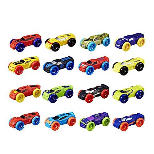 ナーフ ナイトロ アメリカ 直輸入 ミニカー 【送料無料】Nerf Nitro Foam Car 16-Pack (Version 1)ナーフ ナイトロ アメリカ 直輸入 ミニカー