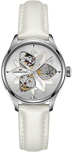ハミルトン 腕時計 レディース 【送料無料】Hamilton Women's Jazzmaster Open Heart Lady - H32115991 White One Sizeハミルトン 腕時計 レディース