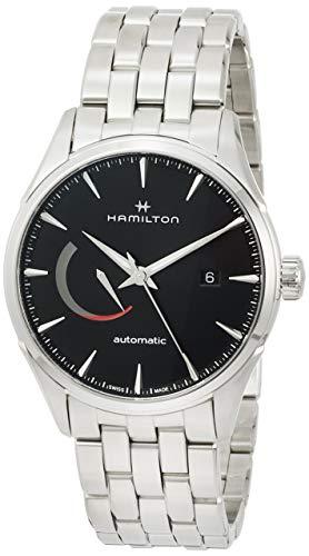 ハミルトン 腕時計 メンズ Hamilton Jazzmaster Power Reserve Automatic Mens Watch H32635131ハミルトン 腕時計 メンズ