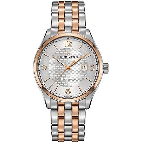 腕時計 ハミルトン メンズ 【送料無料】Hamilton Jazzmaster Viewmatic Automatic Silver Dial Men's Watch H42725151腕時計 ハミルトン メンズ