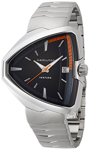 """ハミルトン 腕時計 メンズ 【送料無料】HAMILTON watch Ventura Elvis80 Date H24551131 Men""""s [regular imported goods]ハミルトン 腕時計 メンズ"""