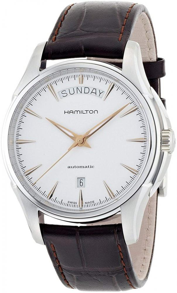 ハミルトン 腕時計 メンズ HAMILTON watch Jazzmaster Day Date White Dial H32505511 Men's [regular imported goods]ハミルトン 腕時計 メンズ