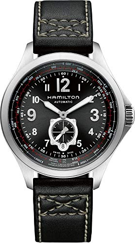 ハミルトン 腕時計 メンズ Hamilton Khaki Aviation QNE Men's Automatic Watch H76655733ハミルトン 腕時計 メンズ