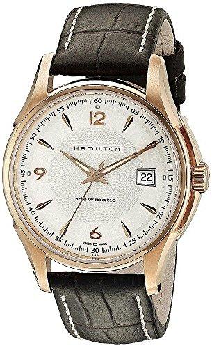 ハミルトン 腕時計 メンズ Hamilton JazzMaster Viewmatic Men's watch #H32645555ハミルトン 腕時計 メンズ