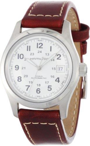 ハミルトン 腕時計 メンズ 【送料無料】Hamilton Khaki Field Automatic Men's Watch H70455553ハミルトン 腕時計 メンズ